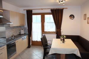 Küche Essbereich Ferienwohnung 130m²
